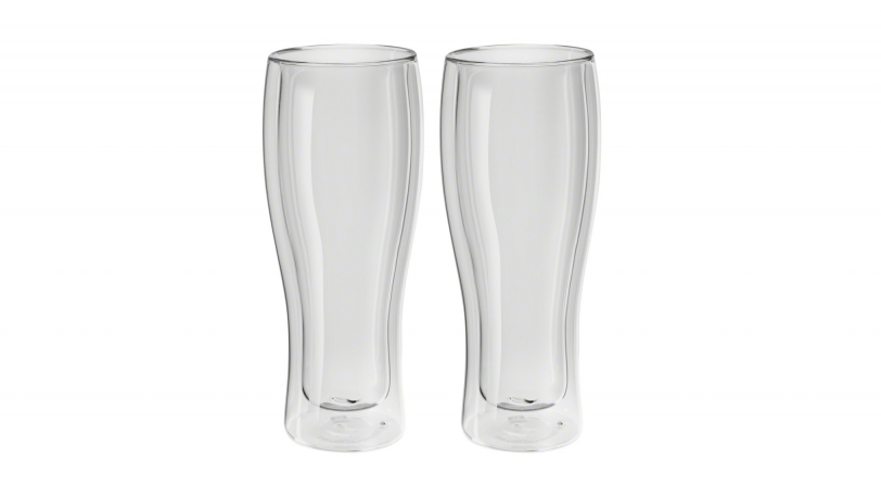 Set of 2 Double Walled Beer Glasses | ZWILLING® Sorrento | ZWILLING 0