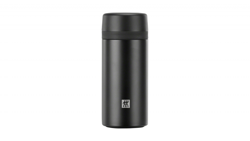 Vacuum Tea & Fruit Infuser Bottle Matte Black | ZWILLING® Thermo | ZWILLING 0