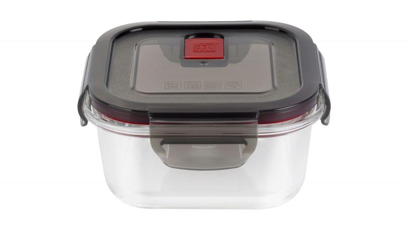 Kühlschrank Quadratisch : Zwilling glasdose quadratisch 500 ml zwilling® gusto 0 5 l