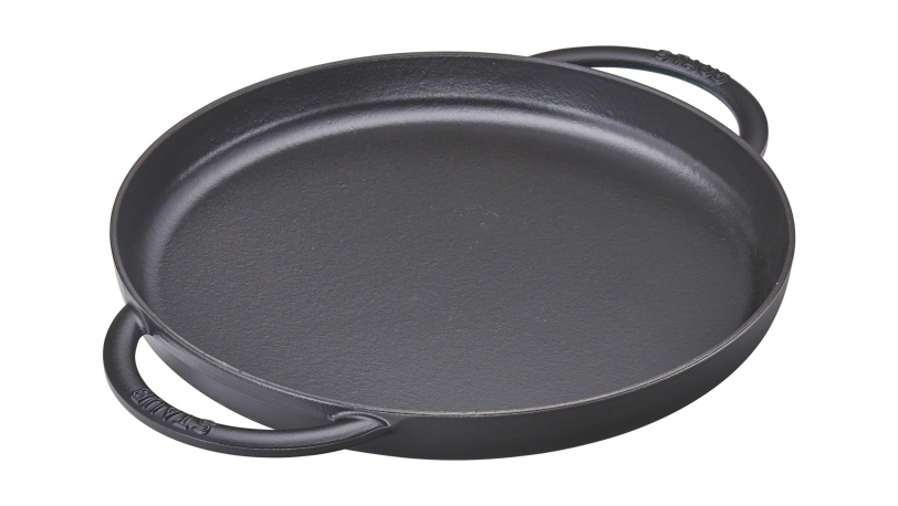 """12"""" Round Double Handle Pure Griddle"""