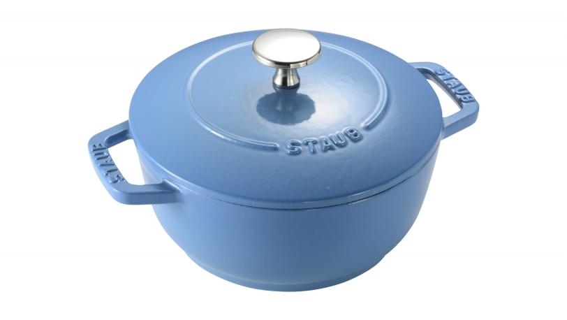 La Marmite French Oven, Ice Blue, 16cm | Special Cocottes | Staub 0