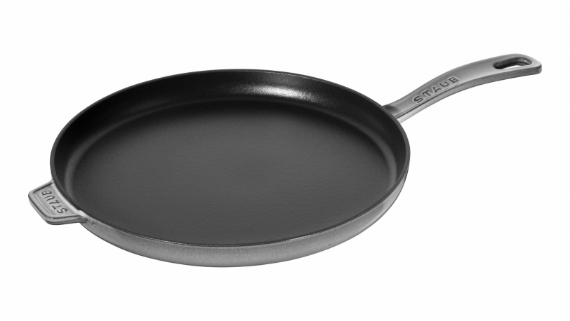 Breakfast Pan, round, grey, 30 x 30 cm | Frying pans | Staub 0