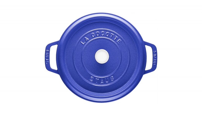 ラウンド 24cm ブルーベリー (40508-229) | ピコ・ココット | ストウブ 7