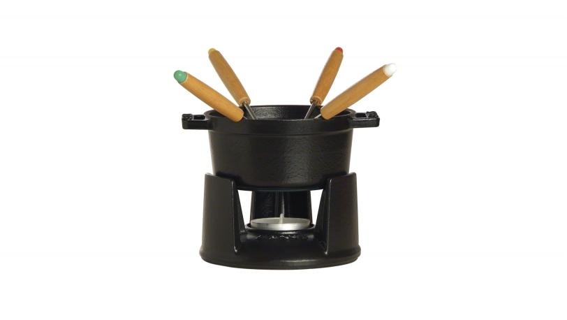 Mini Chocolate Fondue Set