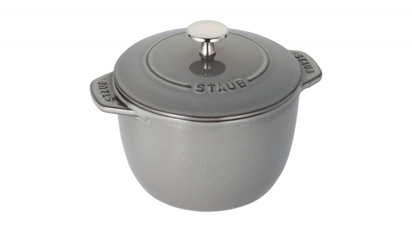Rice Cocotte, Grey, 16cm | Special Cocottes | Staub 0