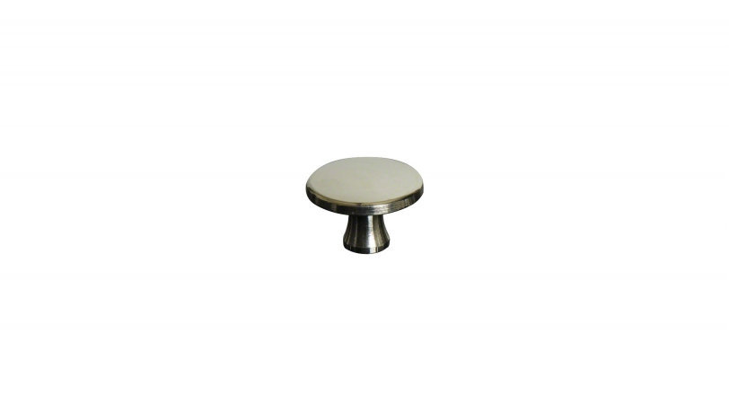 Medium Nickel Lid Knob | Lid accessories | STAUB 0