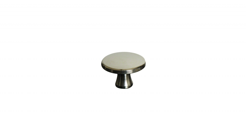 Large Nickel Lid Knob | Lid accessories | Staub 0