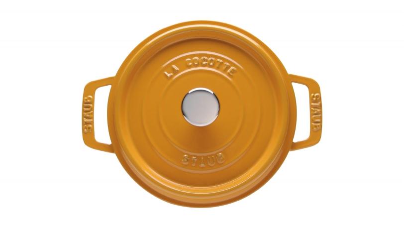 Cocotte, ronde