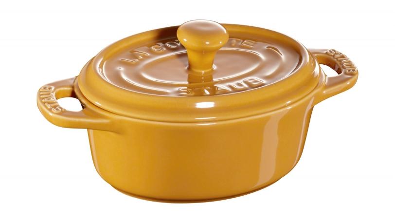 Mini Cocotte, oval   Schenken   STAUB 0