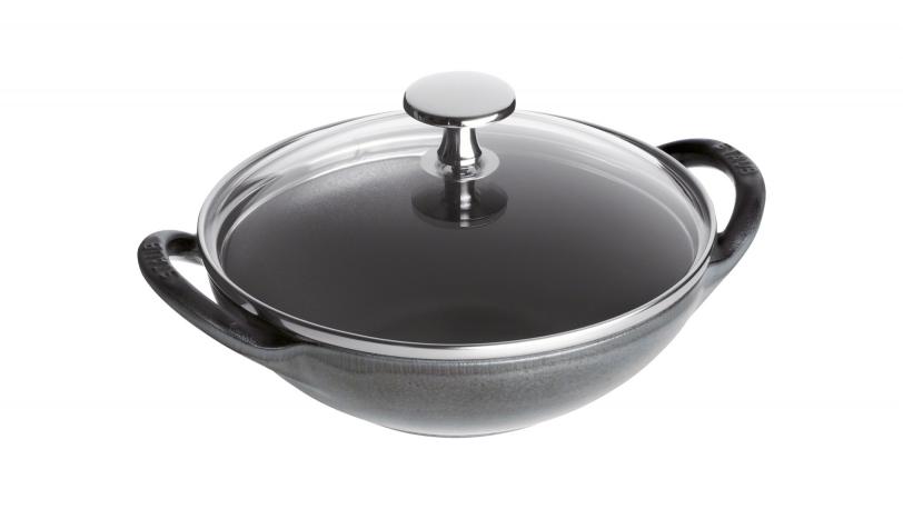 ベビーウォック 16cm グレー | マルチパン | ストウブ 0
