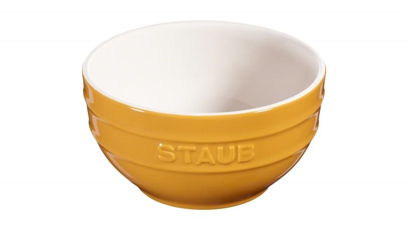 Bowl 14cm, Mustard | Tableware | Staub 0