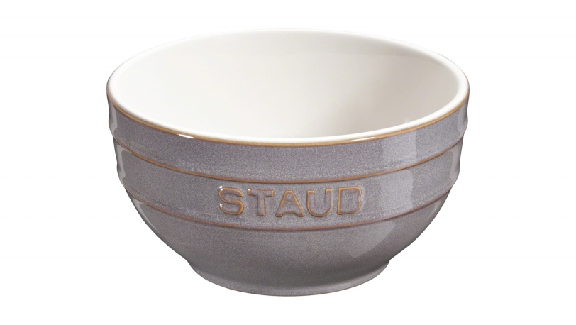 12cm Ceramic Bowl Ancient Grey | Tableware | STAUB 0