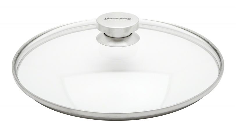 Couvercle en verre, 28 cm