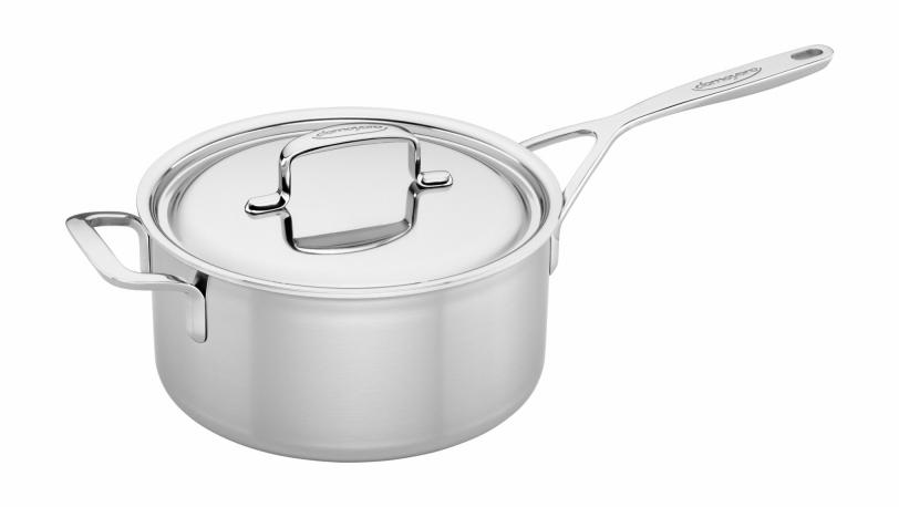 4-qt Sauce Pan with Helper Handle