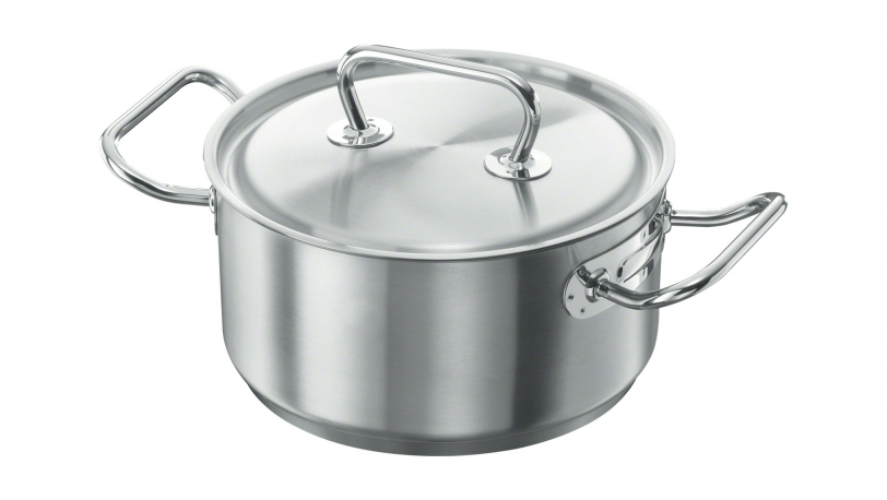 Kookpot met deksel