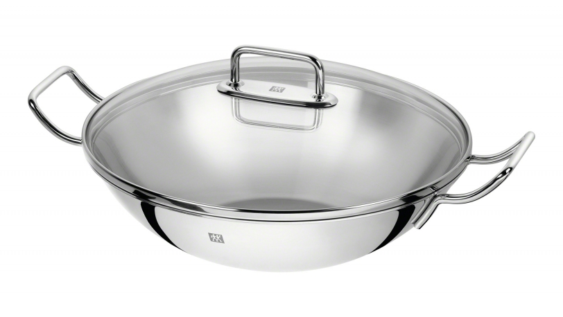 Zwilling Stainless Steel Wok Zwilling Plus 32 Cm