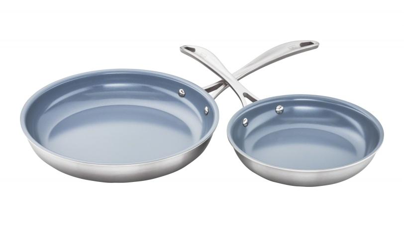 2-pc Fry Pan Set