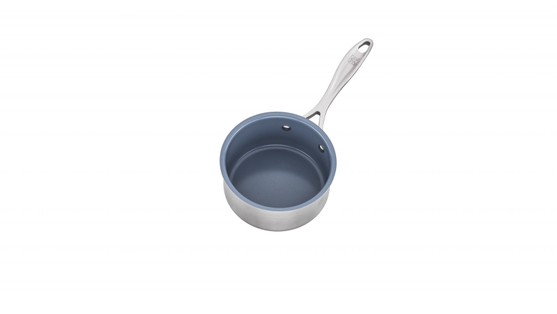 1-qt Ceramic Nonstick Saucepan