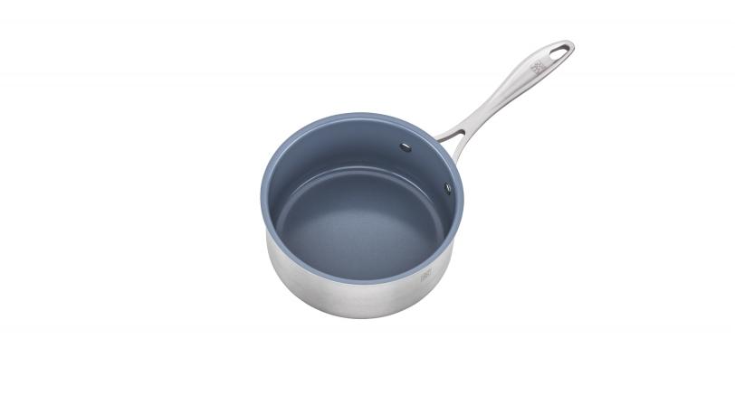 2-qt Ceramic Nonstick Saucepan