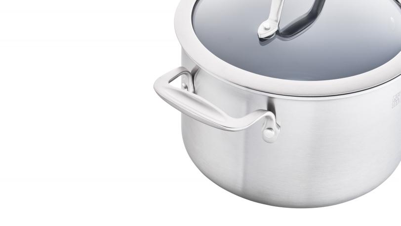 4-qt Ceramic Nonstick Saucepan