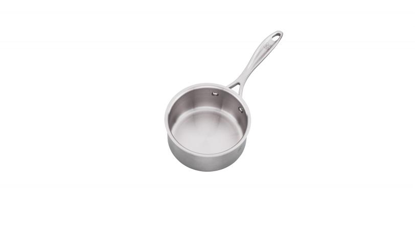 1-qt Stainless Steel Saucepan