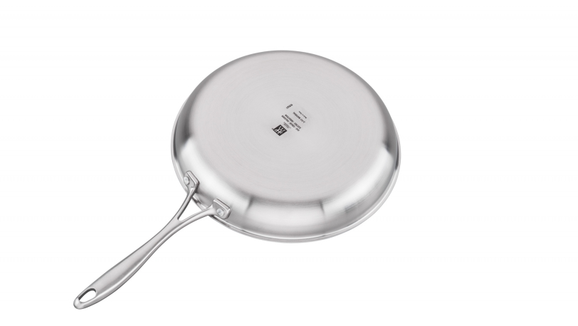 "12"" Stainless Steel Fry Pan"
