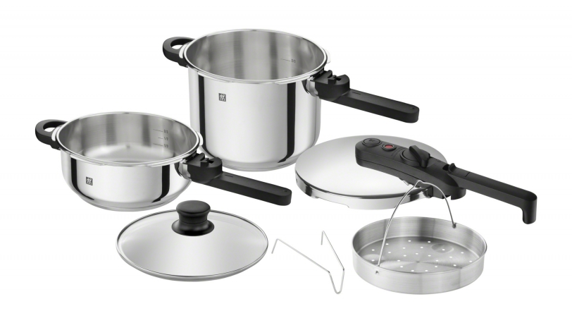 Pressure Cooker 5pc Set | ZWILLING® EcoQuick | Zwilling 0