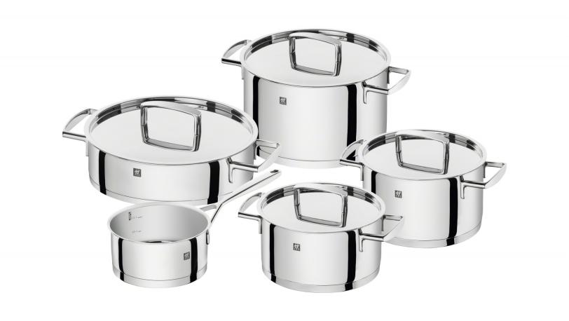 Batería de cocina, 5 piezas | ZWILLING® Passion | ZWILLING 0