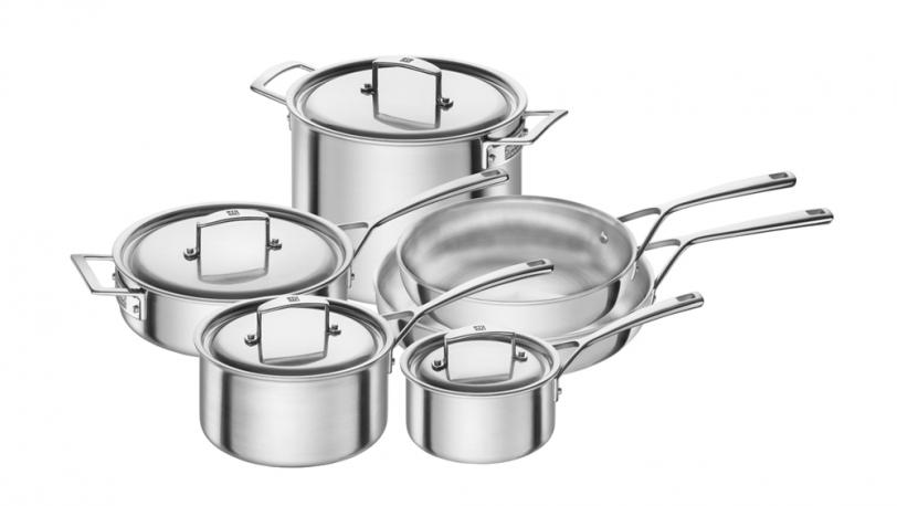 10-pc Cookware Set