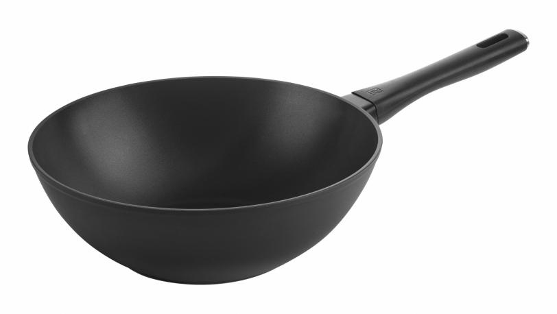 Zwilling wok aluminio con recubrimiento duraslide for Wok cuatro cocinas granollers