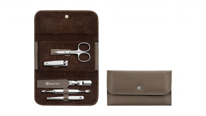 Estuche de manicura fango 5 piezas | Estuches de manicura ZWILLING® Classic Inox | ZWILLING 0
