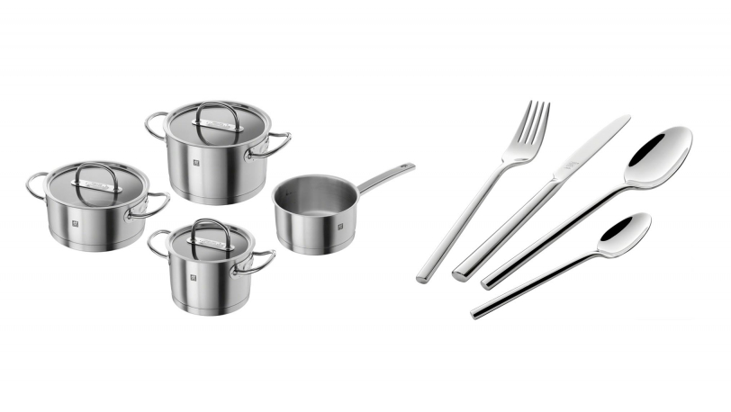 Tabletop Cookware Bundle   ZWILLING® Prime   ZWILLING 0