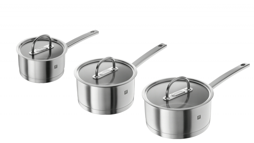 Set of 3 Saucepans | ZWILLING® Prime | Zwilling 0