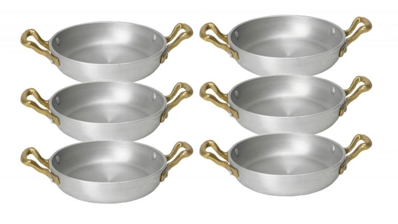 Mini serveringspander, 6 stk. | Servin Tavola | Ballarini 0