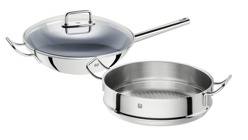 Wok And Steamer Bundle | ZWILLING® Plus | ZWILLING 0