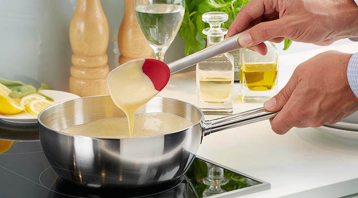 Préparer des sauces