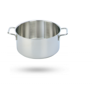 Kookpot zonder deksel