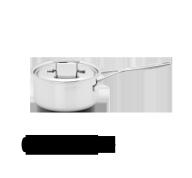 2-qt Stainless Steel Saucepan