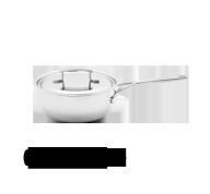 2-qt Stainless Steel Saucier