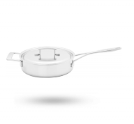 6.5-qt Stainless Steel Saute Pan