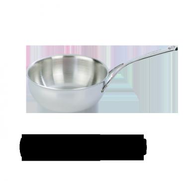 Salsera cónica, 18 cm