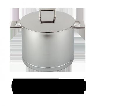 8.5-qt Stock Pot