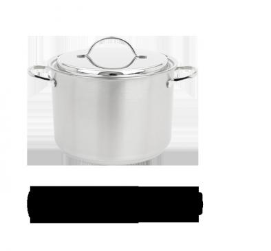 Marmite avec couvercle 20 cm