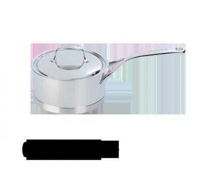 Steelpan met deksel