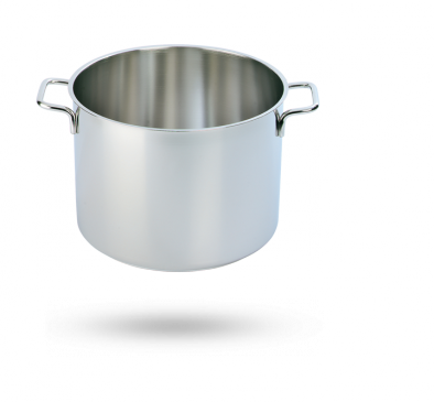 Soeppot zonder deksel