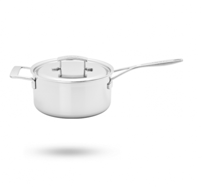 4-qt Stainless Steel Saucepan