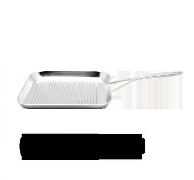 Grillpfanne, rechteckig