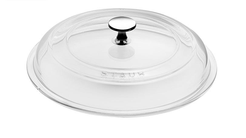 Couvercles en verre bombé 24 cm | Accessoires pour couvercles | STAUB 2