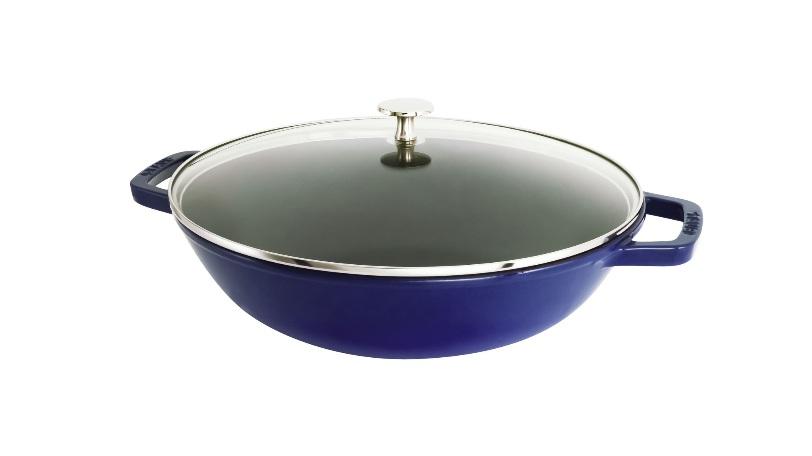 Wok de hierro fundido 30cm | Woks | Staub 6